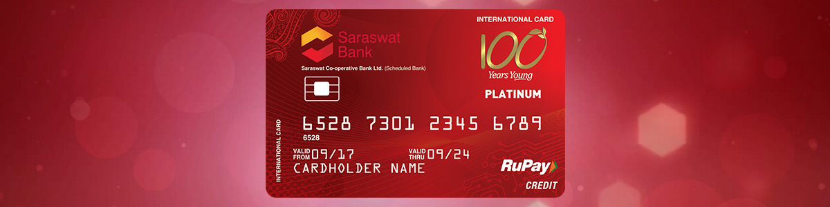 Best Credit Card in India - Saraswat Co-operative Bank