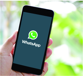 Banking on WhatsApp - Saraswat Cooperative Bank Ltd